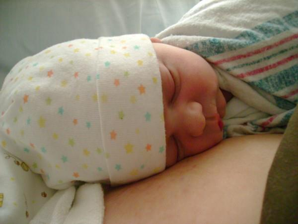 newborn felix